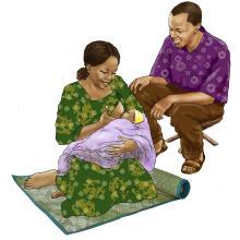 Breastfeeding - Exclusive breastfeeding 0-6 mo - 02 - Non-country specific