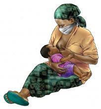 Breastfeeding - Breastfeeding while wearing a mask 6-9mo - 03 - COVID