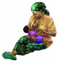 Breastfeeding - Breastfeeding 7-9pm 6-9 mo - 03A - Non-country specific