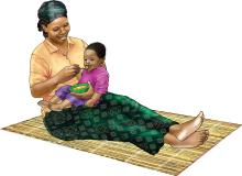 Complementary feeding - Complementary Feeding 6-9 months - 04A - Non-country specific