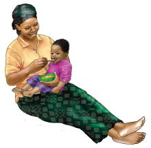 Complementary Feeding - Complementary Feeding 7-9mo 6-9 mo - 04B - Non-country specific