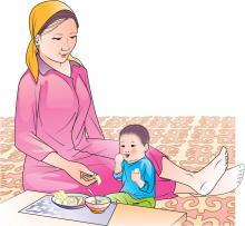 Complementary Feeding - Complementary Feeding 9-12 months 9-12mo - 06B - Kyrgyz Republic