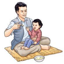 Complementary feeding - Complementary feeding 12-24 months 12-24mo - 08 - Nepal