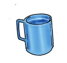 Objects - Water cup - 00 - Nigeria