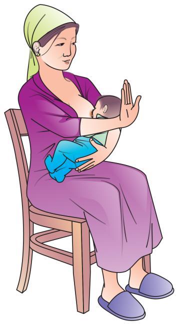 Breastfeeding - No water during breastfeeding - Mother refusing 0-6 mo - 01B - Kyrgyz Republic
