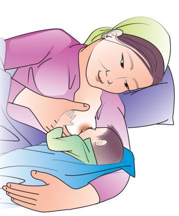 Breastfeeding - No water during breastfeeding - exclusive breastfeeding at night 0-6 mo - 02 - Kyrgyz Republic