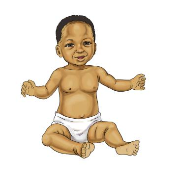 Breastfeeding - Healthy baby 0-6mo - 02 - Burkina Faso