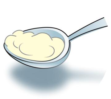 Complementary Feeding - Spoonful of thick porridge 6-24mo - 02 - Kyrgyz Republic