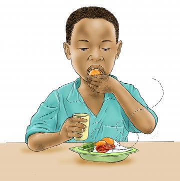 Family - Adolescent nutrition - 00A - Nigeria