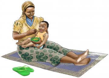 Complementary Feeding - Complementary Feeding 6-9 months - 02 - Sierra Leone