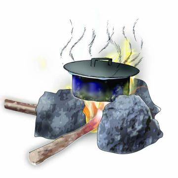 Objects - Boiling water - 02 - Non-country specific