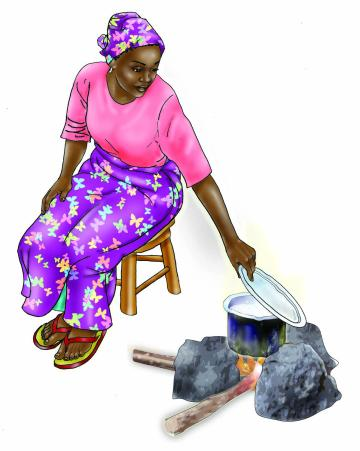 Hygiene - Safe food preparation - 03 - Tanzania