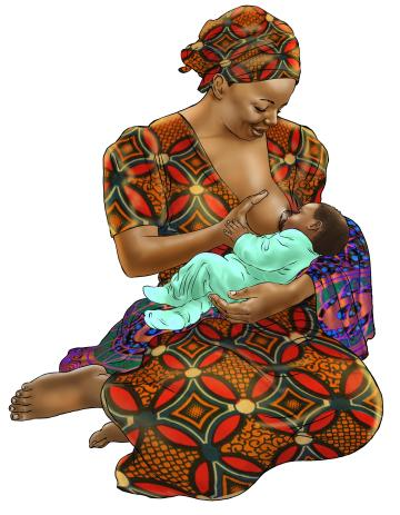 Breastfeeding - Breastfeeding 0-6 mo - 00 - Senegal