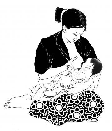 Breastfeeding - Breastfeeding 6-24 mo - 00 - Non-country specific