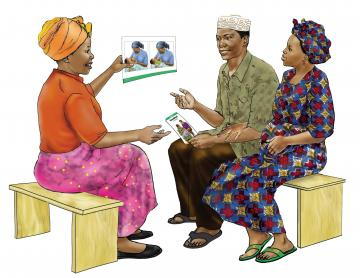 Counseling - Breastfeeding counseling - 01 - Niger