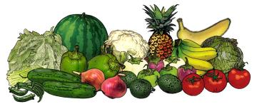 Food - Fruits and Vegetables - 00S - Non-country specific