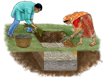 Agriculture - Pit Composting - 03 - India