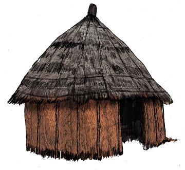 Objects - Hut - 01 - Nigeria