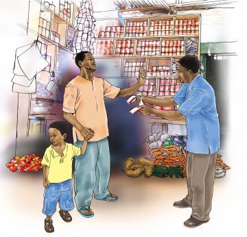 Food practices - Refusing RUSF - 03 - Kenya Dadaab