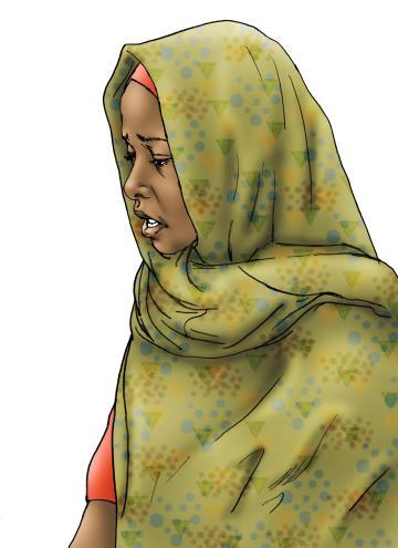 Maternal health - When to visit the health clinic - pregnancy - 10A - Kenya Dadaab
