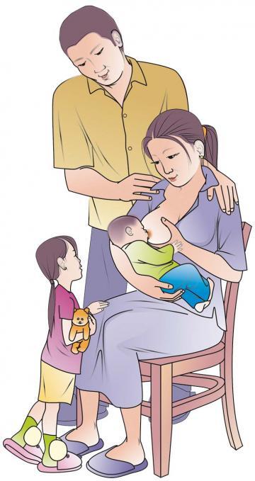 Family - Family Support for Breastfeeding - 00 - Kyrgyz Republic
