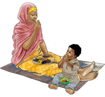 Complementary Feeding - Complementary Feeding 12 - 24 months - 08 - Ethiopia