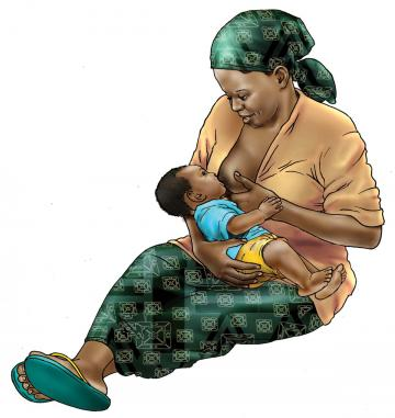 Breastfeeding - Breastfeeding 6mo 0-6 mo - 01A - Non-country specific