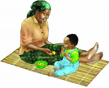 Complementary Feeding - Complementary feeding 9-12mo 9-12 mo - 06A - Non-country specific