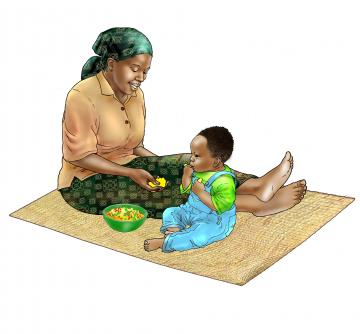 Complementary Feeding - Complementary Feeding 9-12 months 9-12 mo - 06B - Non-country specific