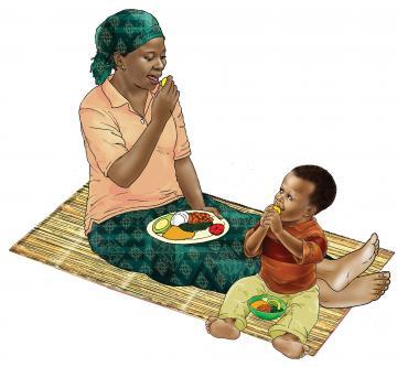Complementary feeding - Complementary feeding 12-24mo 12-24 mo - 08 - Non-country specific