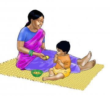 Complementary Feeding - Complementary Feeding - 06 - India