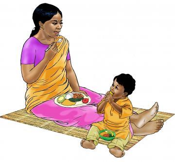 Complementary Feeding - Complementary Feeding 12-24 months 12-24 mo - 08 - India