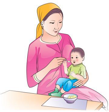 Complementary Feeding - Complementary Feeding 7-9 months 7-9mo - 04A - Kyrgyz Republic
