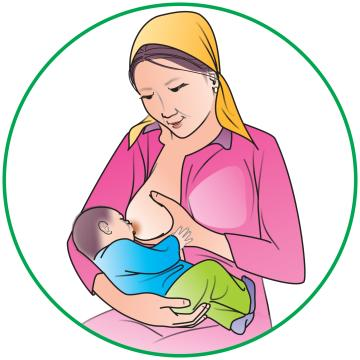 Breastfeeding - Breastfeeding 9-12mo 9-12mo - 05 - Kyrgyz Republic