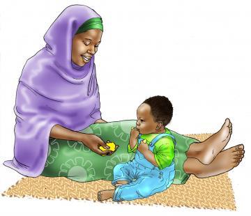 Complementary Feeding - Complementary Feeding 9-12 months 9-12 mo - 06B - Niger