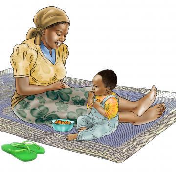 Complementary Feeding - Complementary Feeding 9-12 mo - 06 - Sierra Leone