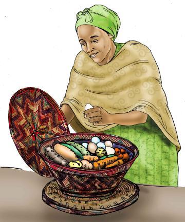 Food - Food storage - 00 - Ethiopia